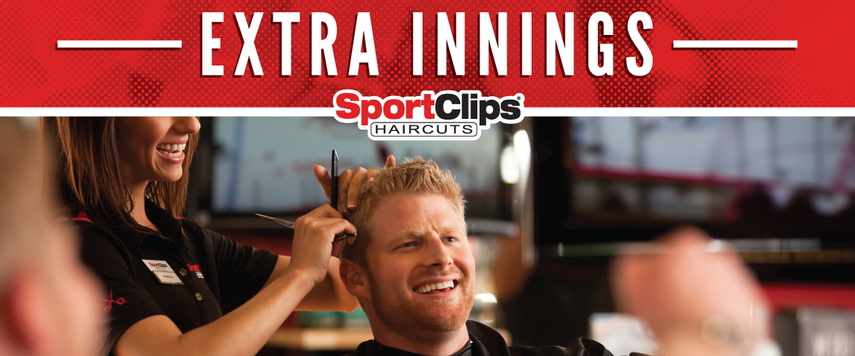 The Sport Clips Haircuts of Thornton - High Pointe Park  Extra Innings Offerings